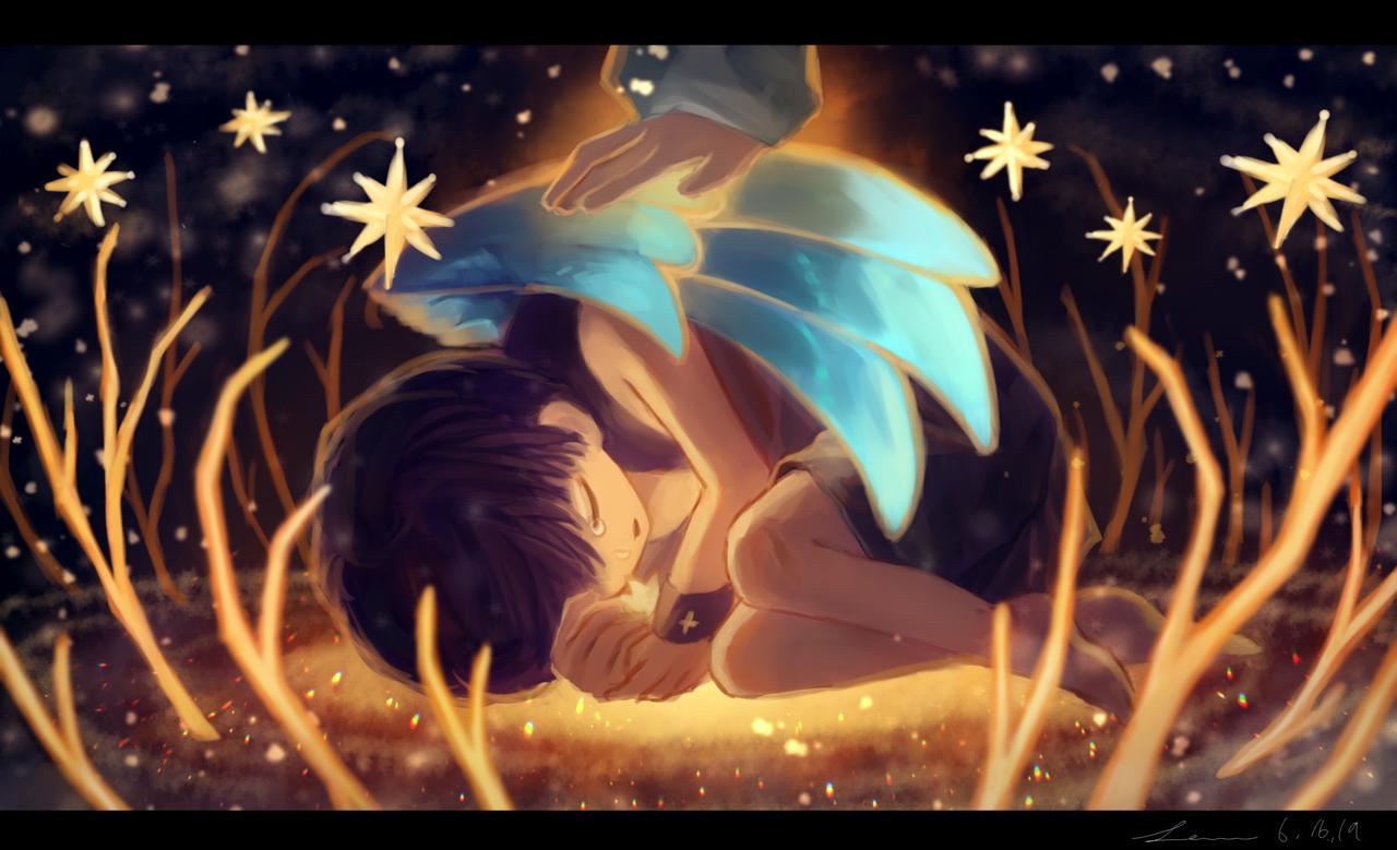 「おやすみ、希望の子よ」