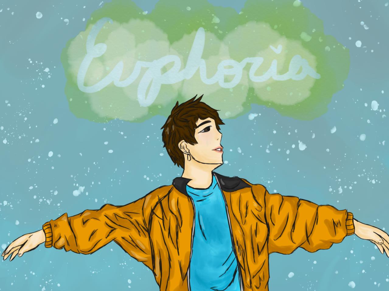 「Jungkook Euphoria Fanart」 Illust of ㅏ~※Pii_Chan※~ㅓ Kpop fanart Euphoria Jungkook BTS btsfanarts Kookie