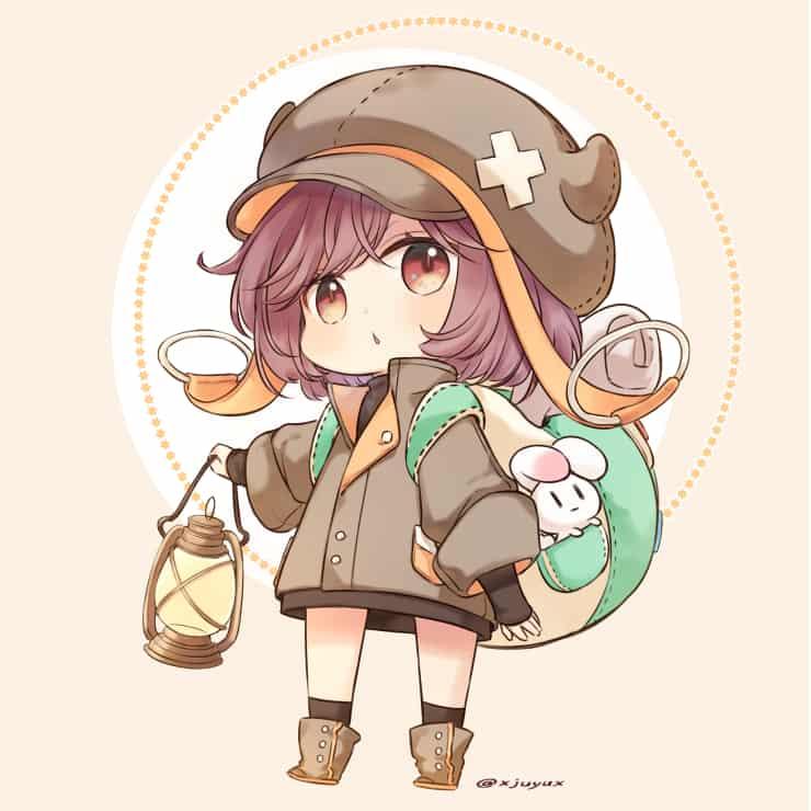 旅行 Illust of 十悠 iPad_raffle original medibangpaint