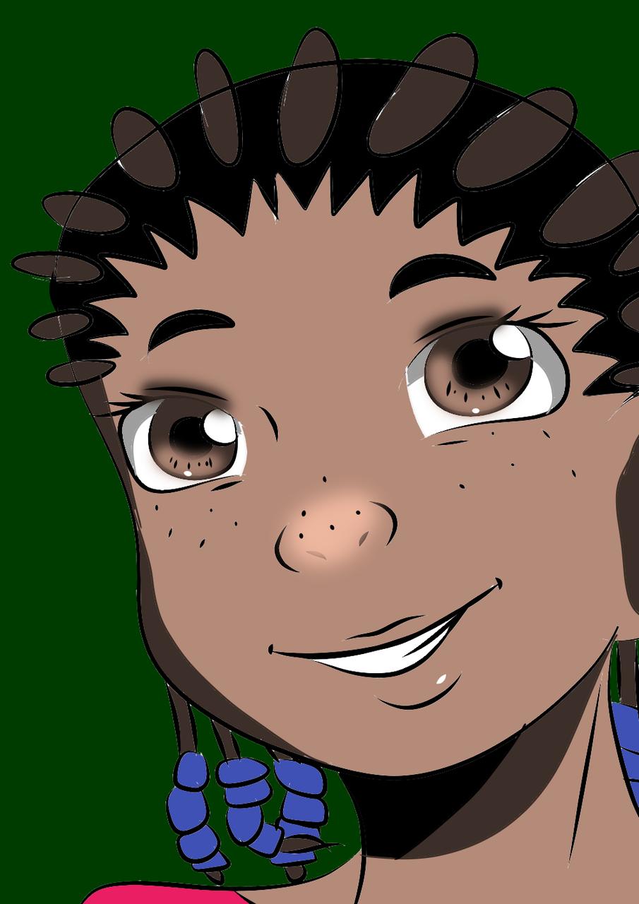 This is Me in Real life Illust of あんあ みどりや™   Izuku Midoriya Mode™ medibangpaint