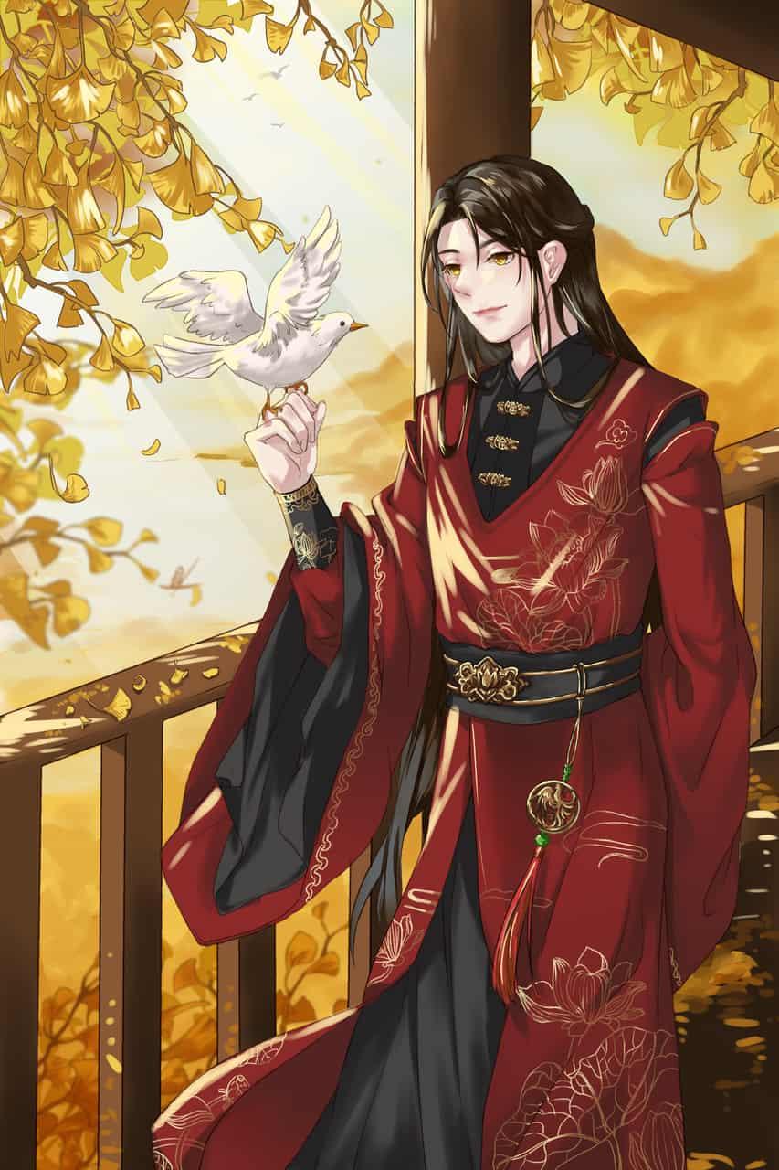 我的oc顾南沫 Illust of wasabi ARTstreet_Ranking 古风 立ち絵 characterdesign illustration 中国风