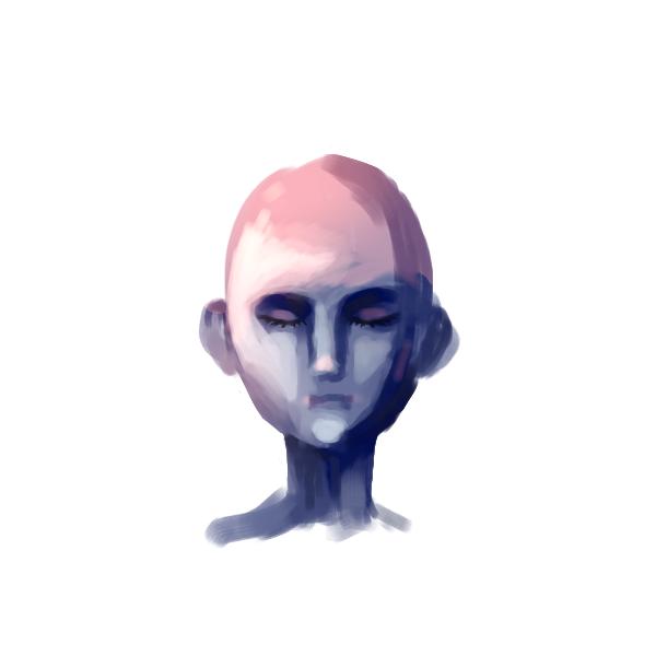 我是谁,我在画什么? Illust of 鸦青 medibangpaint