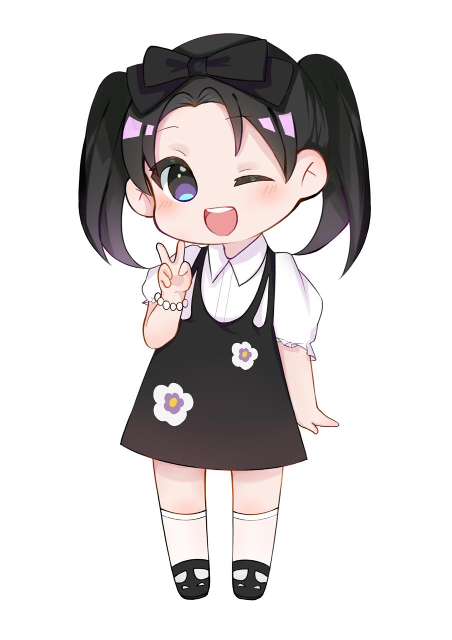 Q Illust of 帝帝滴滴哒 chibi cute