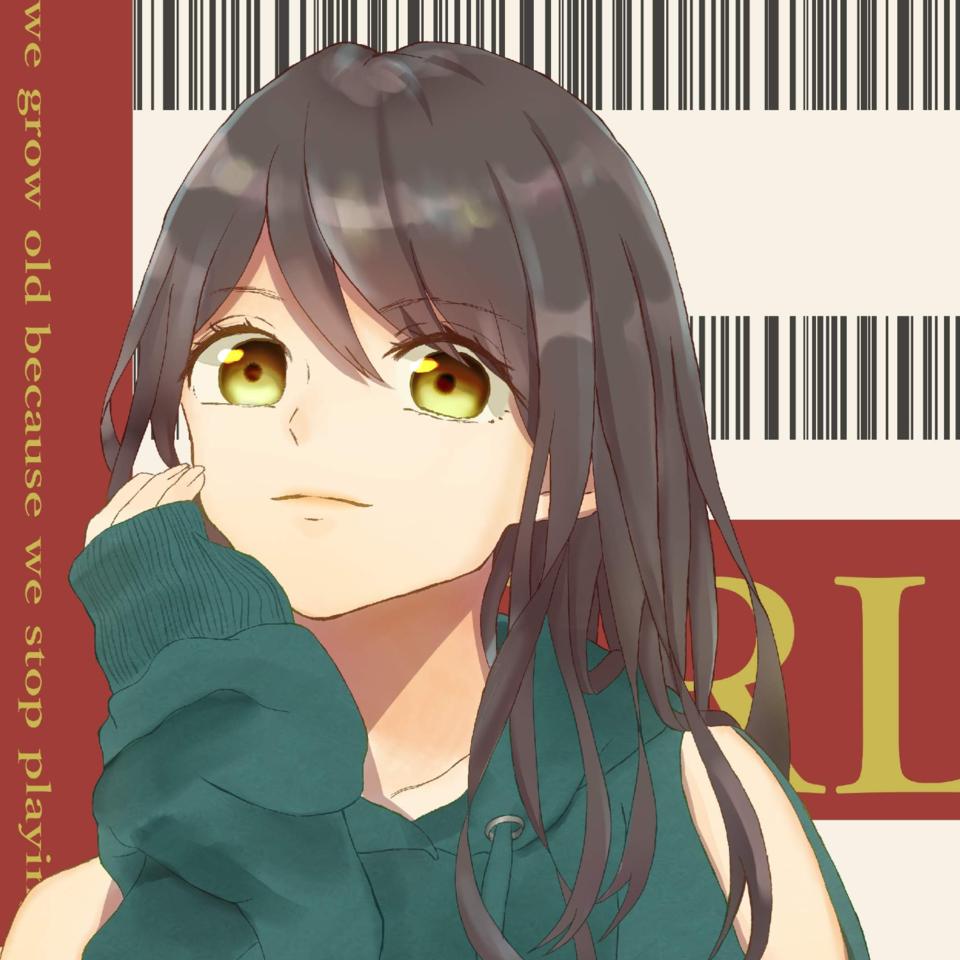肩出しトレーナーの女の子 Illust of 織坂 四季 freeprofilepic girl