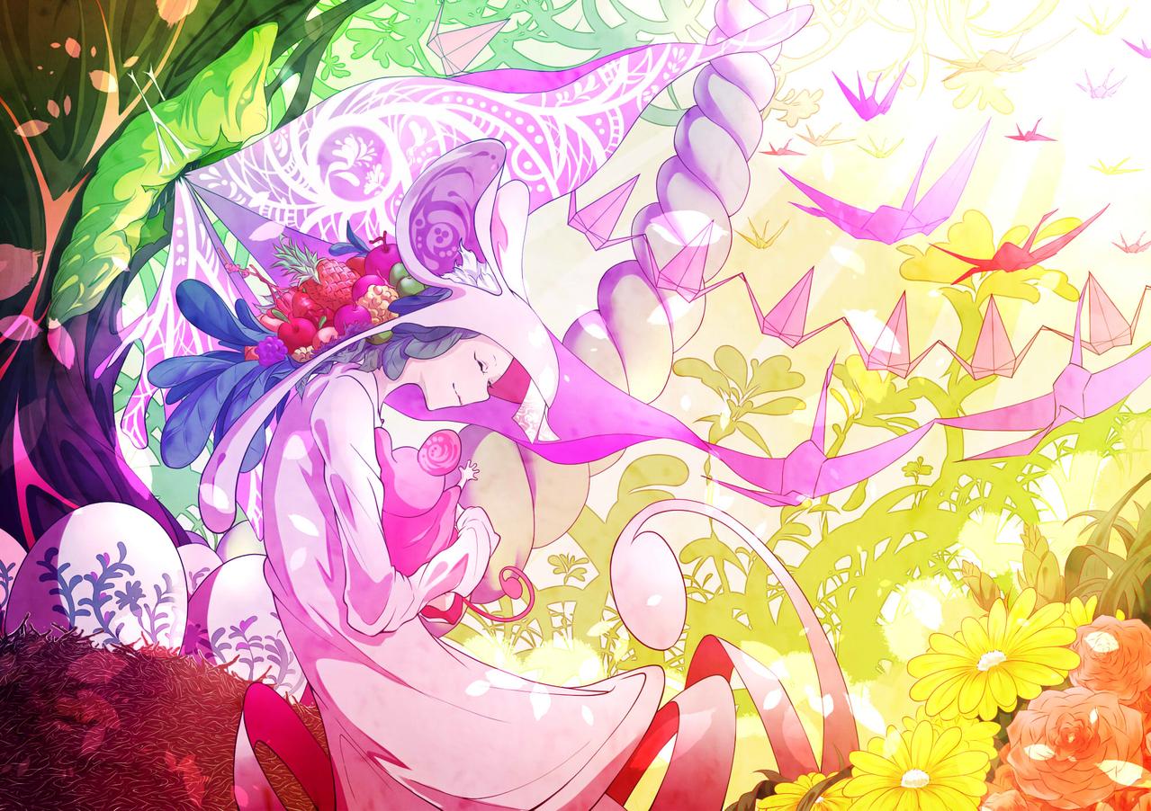 万物ノ大宝 Illust of オニコロシ/生き方/帰り路 Jan.2020Contest ネズミ animal newyear nature 光 干支