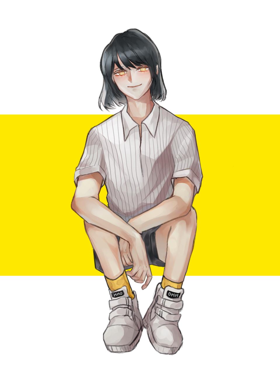 MMO Illust of MiNo medibangpaint