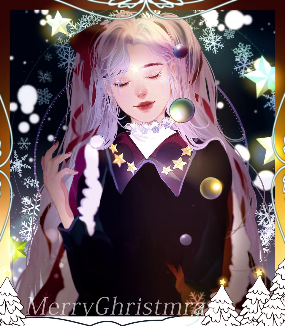 圣诞颂歌 Illust of 画江湖 dec.2019Contest medibangpaint