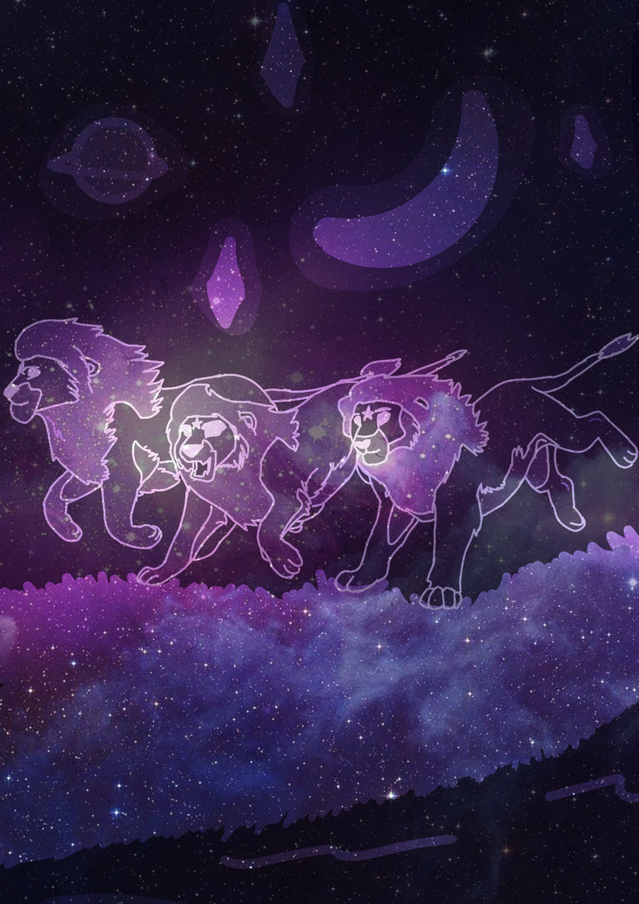 Following The River of Stars Illust of BlueJay medibangpaint