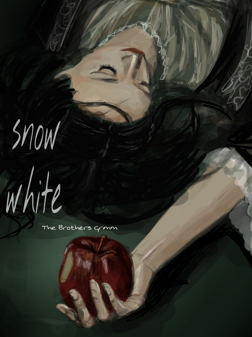 snow white Illust of Mộc Lan Aug.2019Contest