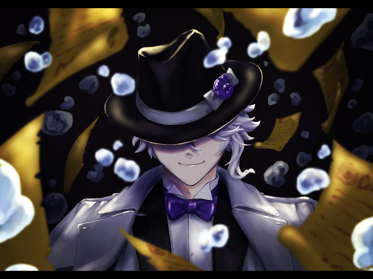 コレクション Illust of マッキー AzulAshengrotto fanfic Twisted-Wonderland