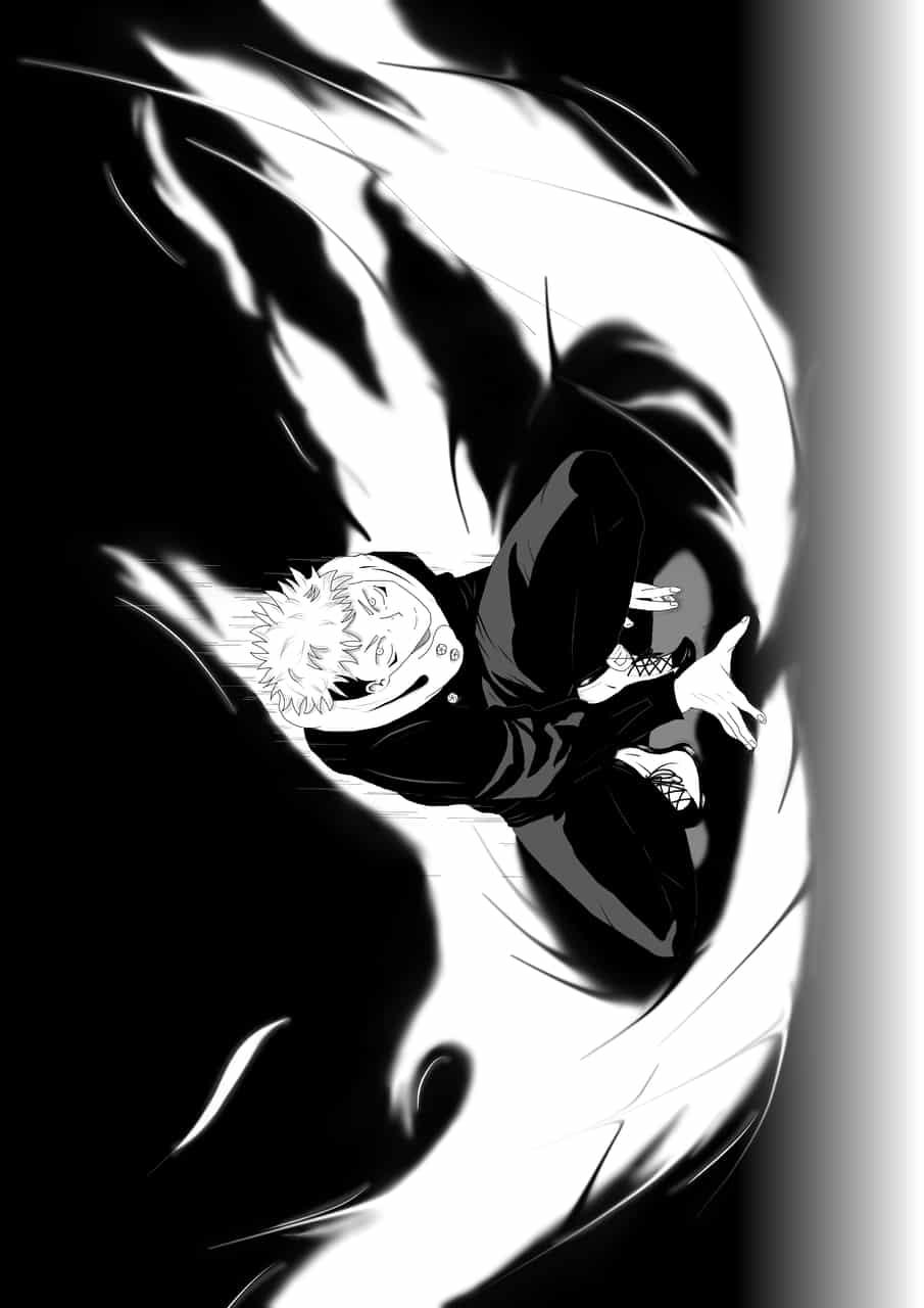 Jujutsukaisen Illust of zozo JujutsuKaisenFanartContest JujutsuKaisen