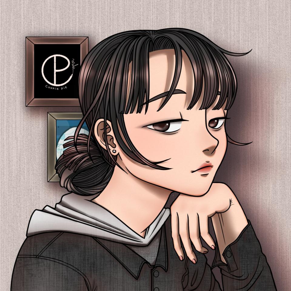 Me Illust of 派CP ARTstreet_Ranking medibangpaint 自畫像