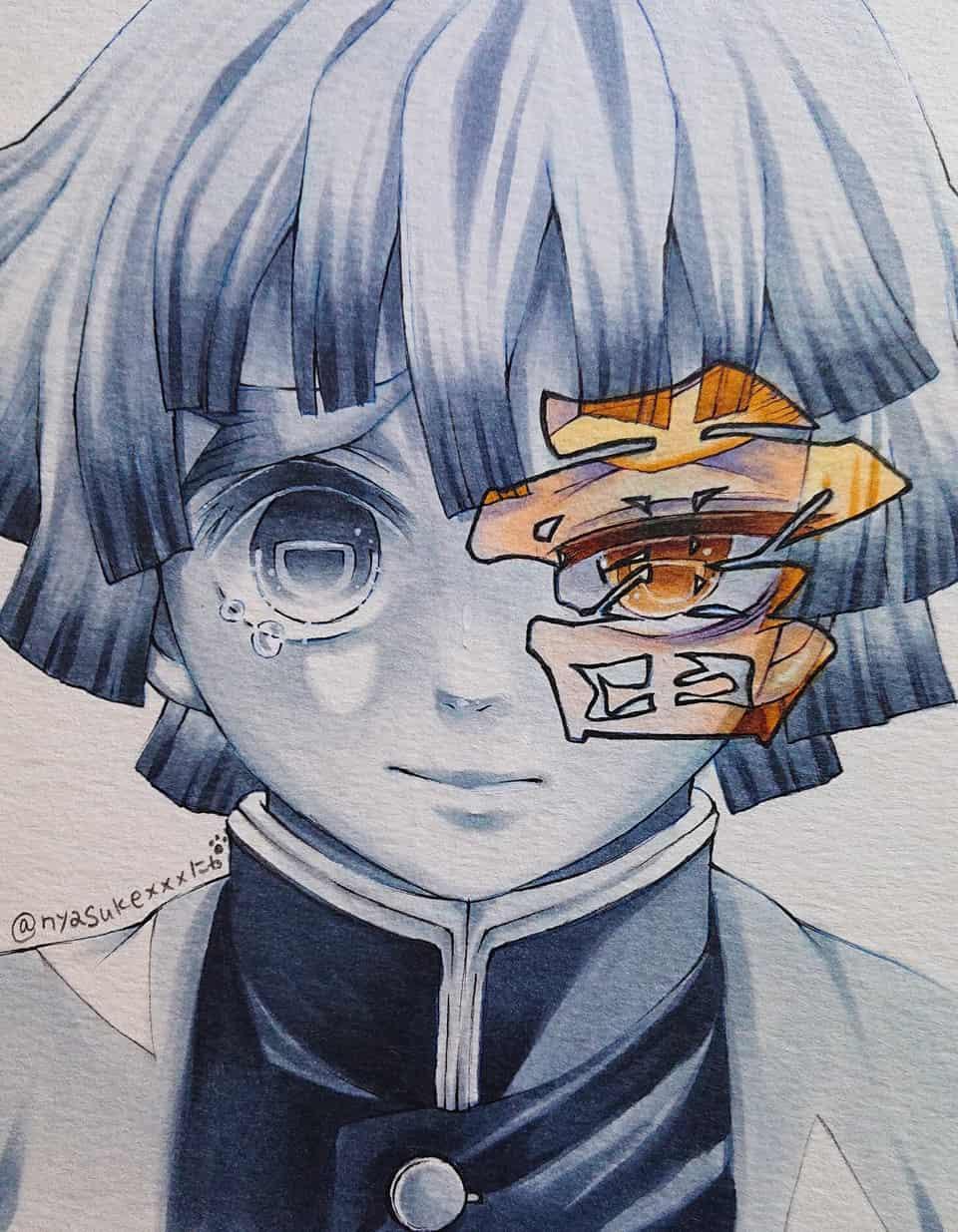 雷の呼吸 Illust of にゃんさん DemonSlayerFanartContest KimetsunoYaiba AgatsumaZenitsu