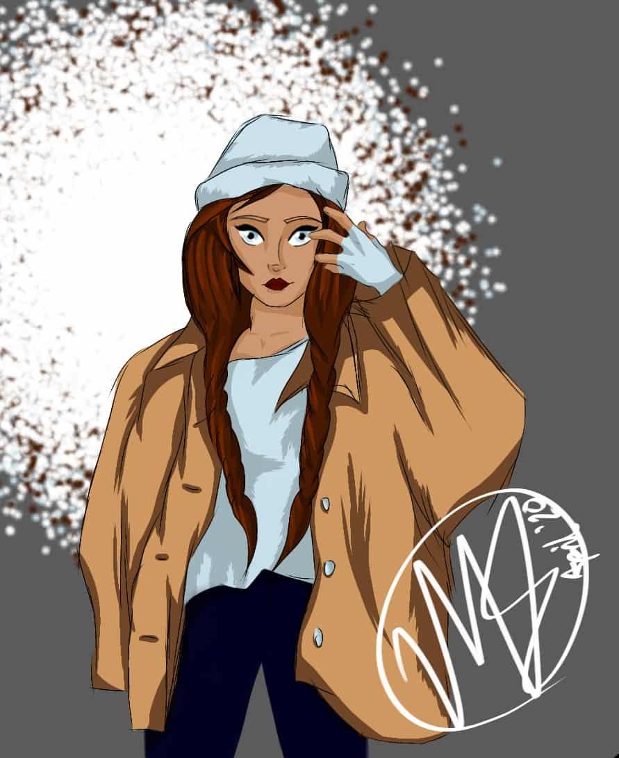 quick draw :) Illust of fallen.dreamer