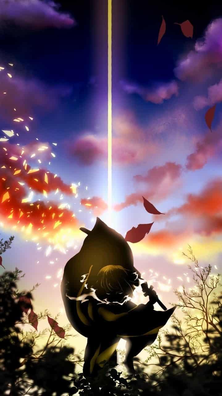 霹靂一閃・紅 Illust of ぽぽうどん ARTstreet_Ranking DemonSlayerFanartContest KimetsunoYaiba AgatsumaZenitsu