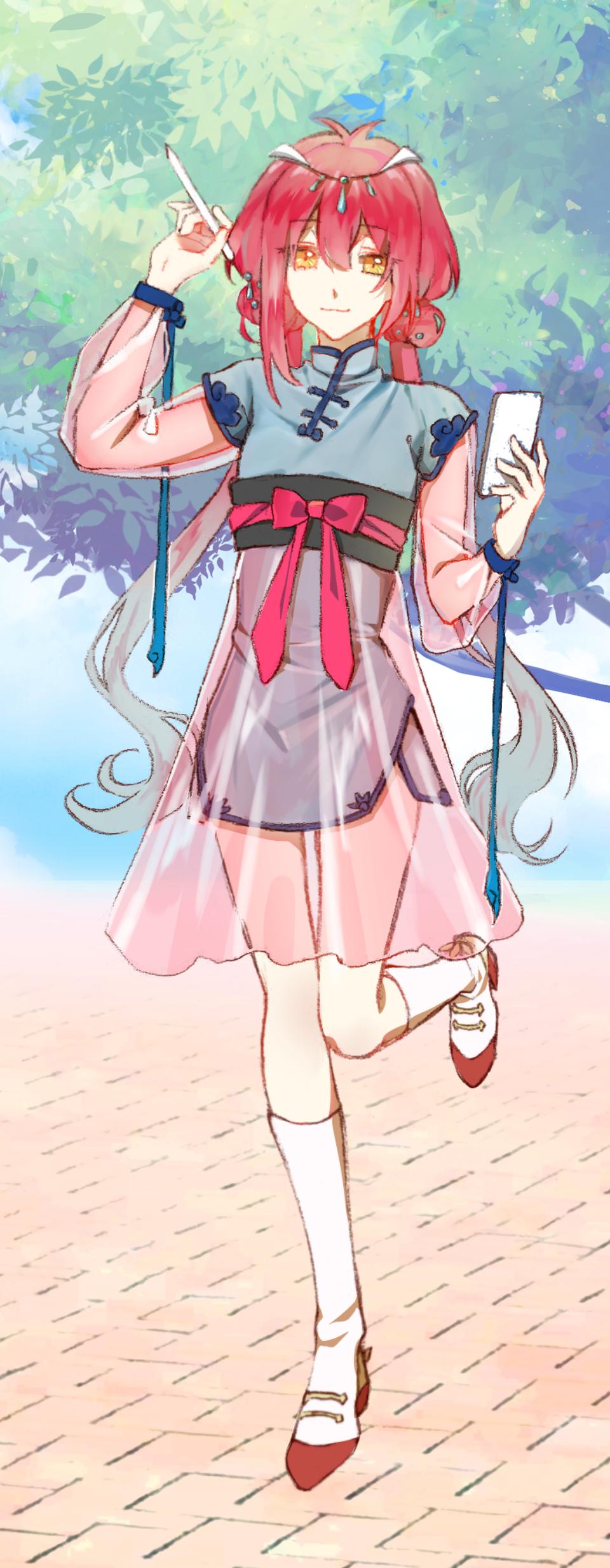 💕 Illust of 城野yax PASTEL_SKETCH2020 dress