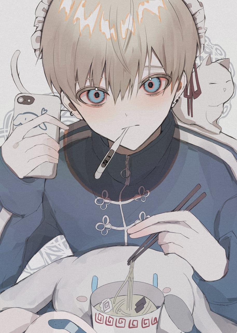 Illust of つぶ oc original Medibang boy