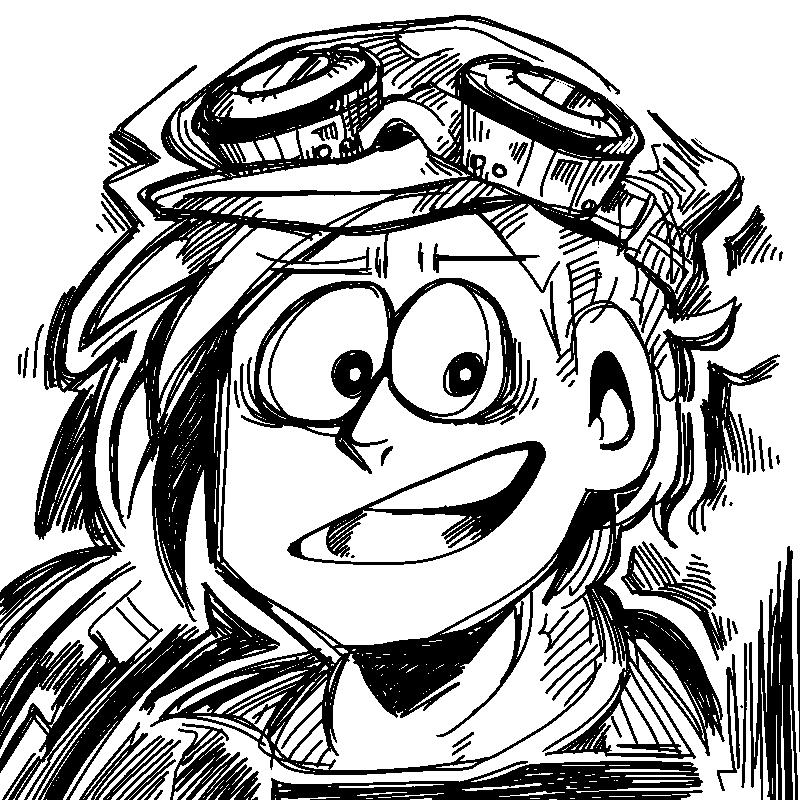 Goggle - Human
