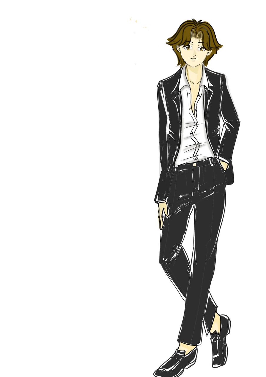 Mi novio ideal Illust of Yukie Oli MyIdealWaifu_MyIdealHusbandoContest MyIdealHusbando MiNovioIdeal