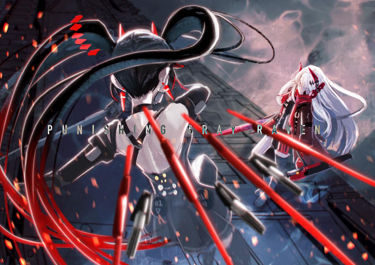パニグレ Illust of horoharo ルシア girl パニグレ horoharo game punishinggrayraven