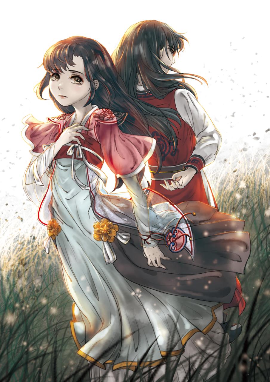 思念 Illust of 流浪兔仔LinYu 3rdMCPOillustration illustration 古風
