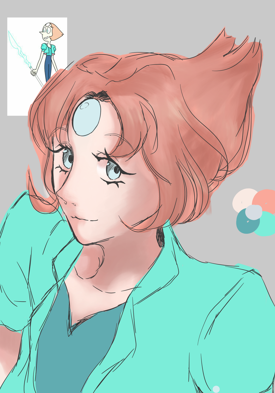 Pearl (Steven Universe Future)
