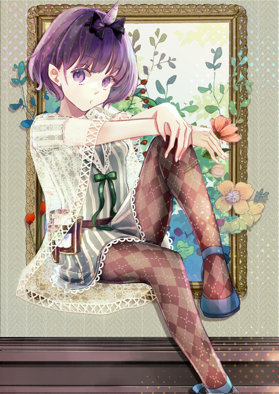 Illust of ちろりるら Original_Illustration_Contest girl original