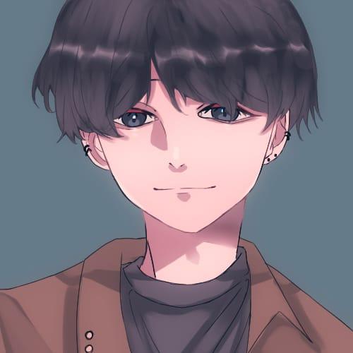 インスタアイコン Illust of おみそ#田舎同盟 boy CLIPSTUDIOPAINT インスタ icon illustration おみそのお絵かき広場 handsome