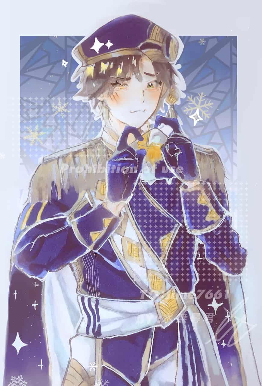 (˶‾᷄ ⁻̫ ‾᷅˵) Illust of 水無 ARTstreet_Ranking kawaii painting handsome boy