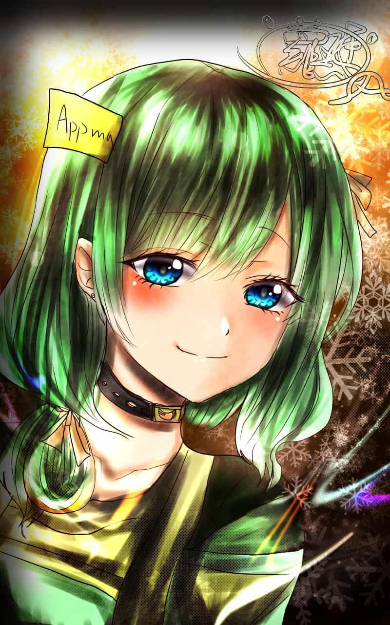 人設-Appma Illust of 蘿瑪(夢語楓楓) girl cute
