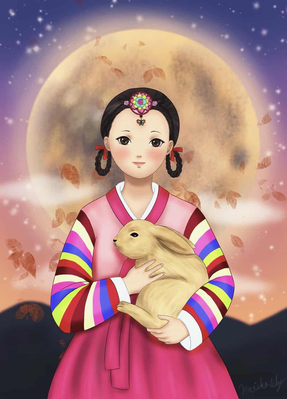 Moon of Chuseok