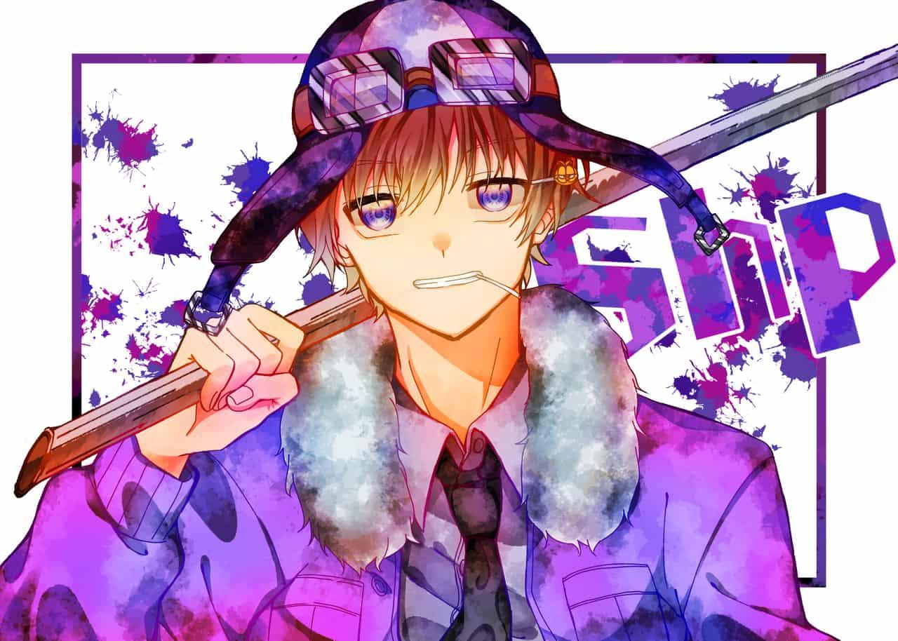 【wrwrd!】shp 【fan art 】 Illust of fayuri * ショッピ ○○の主役は我々だ! shp ショッピ君