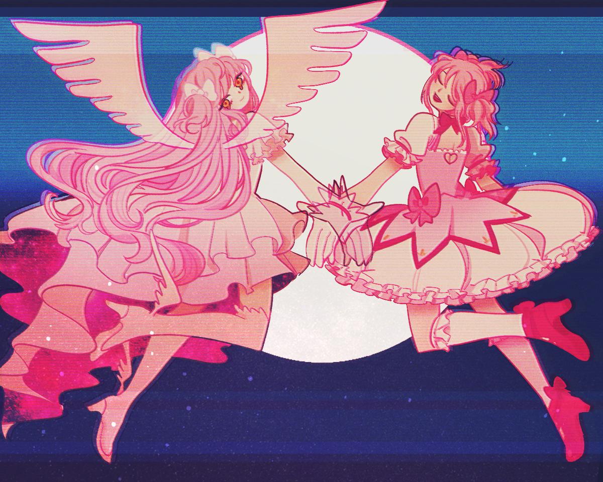 마도카 Illust of FOFU Puella_Magi_Madoka_Magica