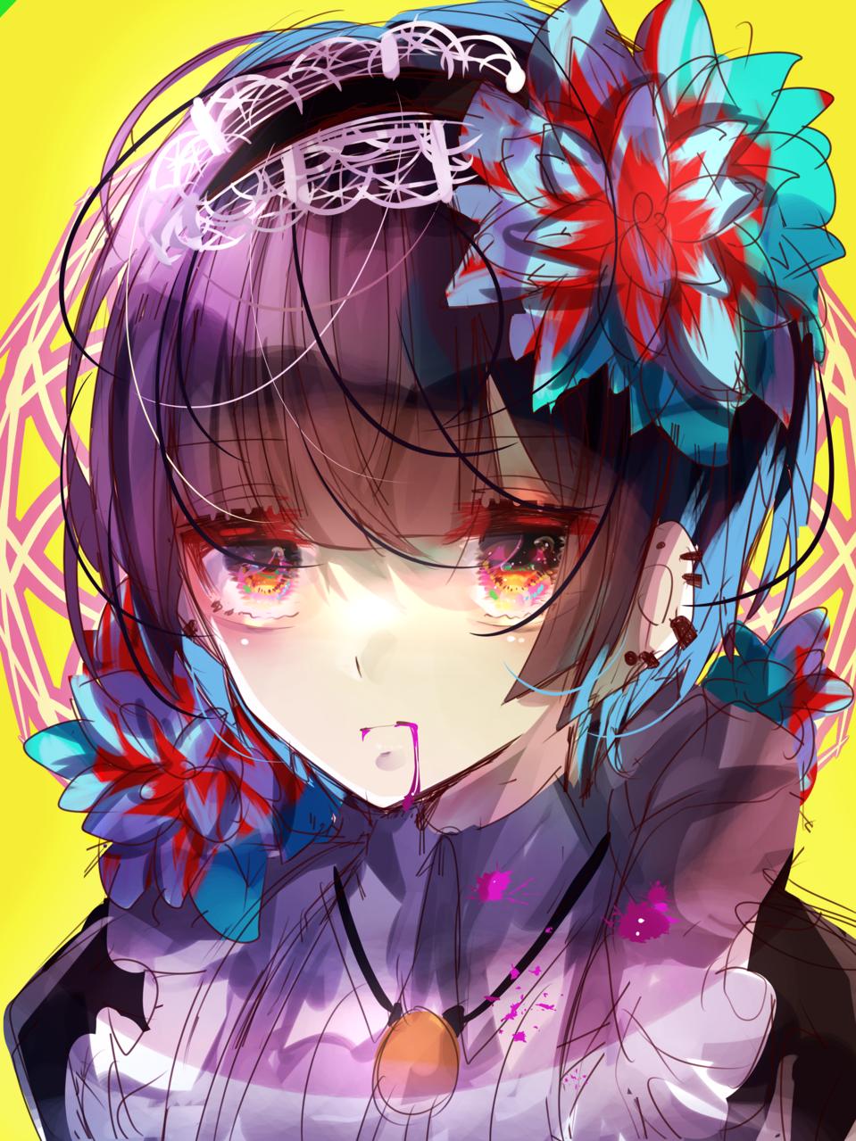無題 Illust of つぶ ARTstreet_Ranking April.2020Contest:Color medibangpaint girl oc original