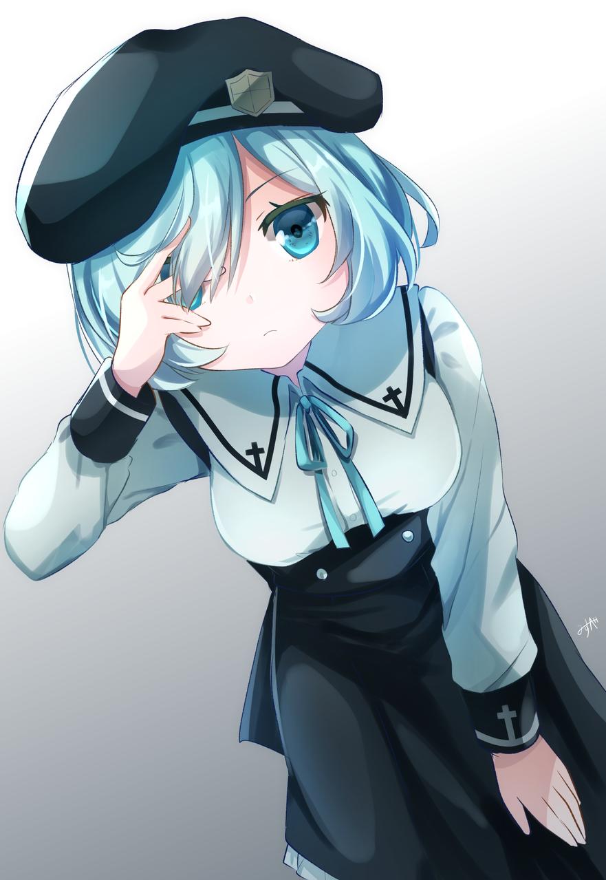 グリクログミちゃん Illust of みずべのいきもの medibangpaint グミ girl グリクロ