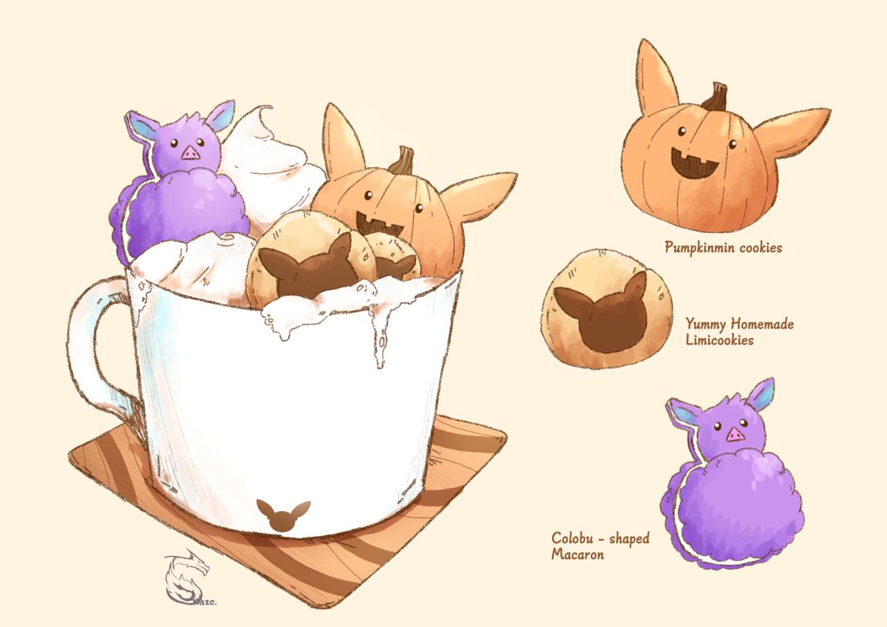 Special Pumpkream Latte
