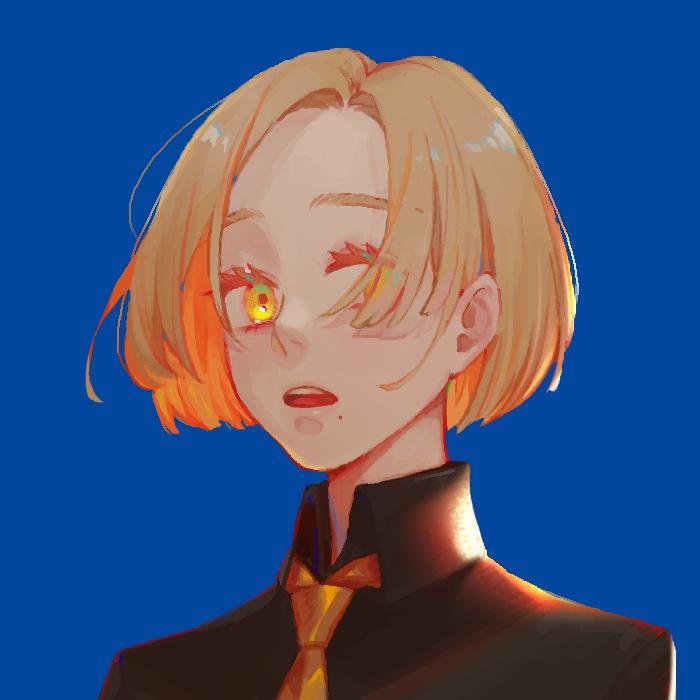 - Illust of ilion original blonde
