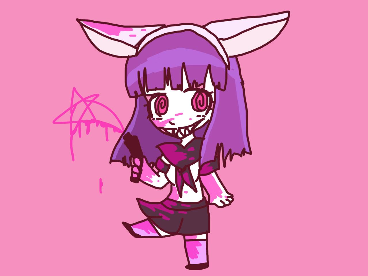 Ri Illust of SaphyWaphyMediB
