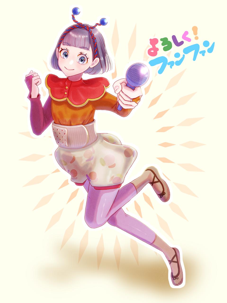 ココロ Illust of FJ kawaii girl fanart