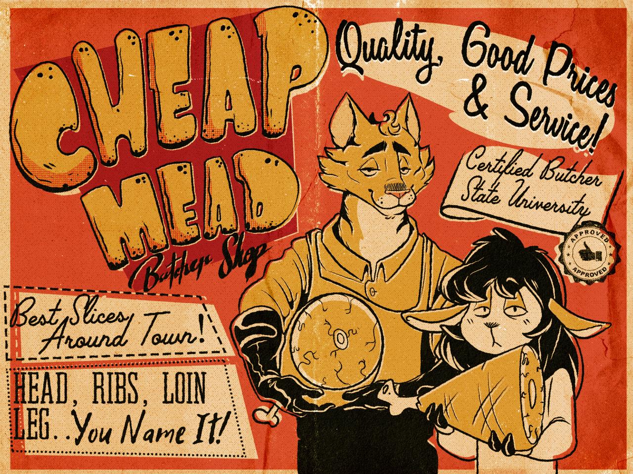HIENA COM!: Cheap Mead!
