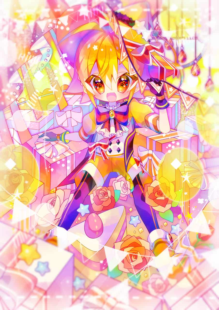 Happy Box!☆ Illust of 天音れもん July2020_Contest:Anniversary oc original