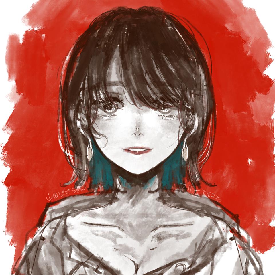 おなご👩 Illust of 山田ピピちゃん freeprofilepic girl