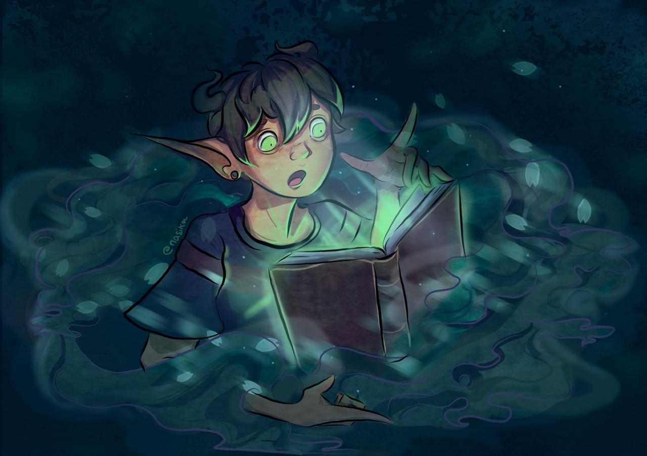 Curious Elf