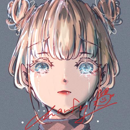 えっバレンタインって今日だったの!?!? Illust of Marfy Valentine girl tears