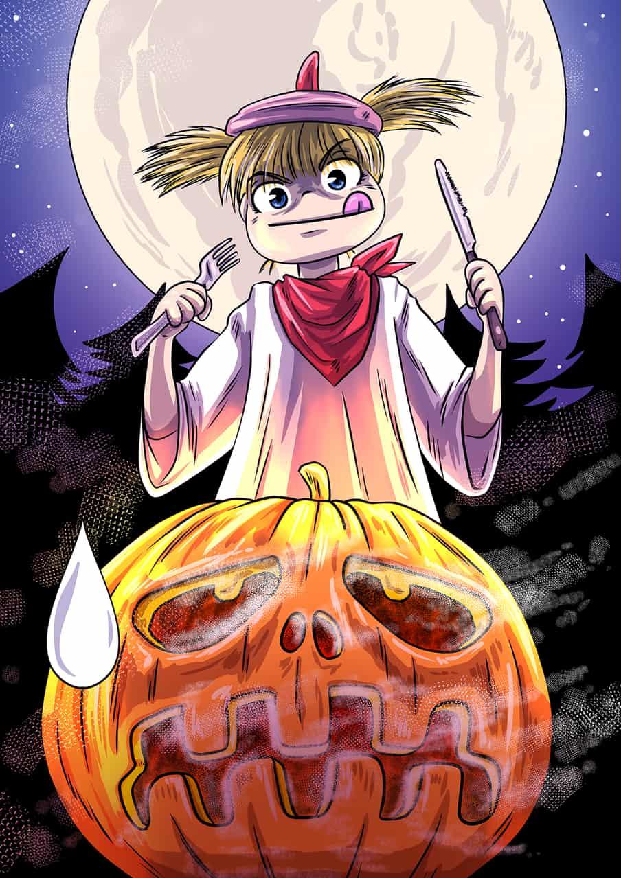 Halloween Miam !