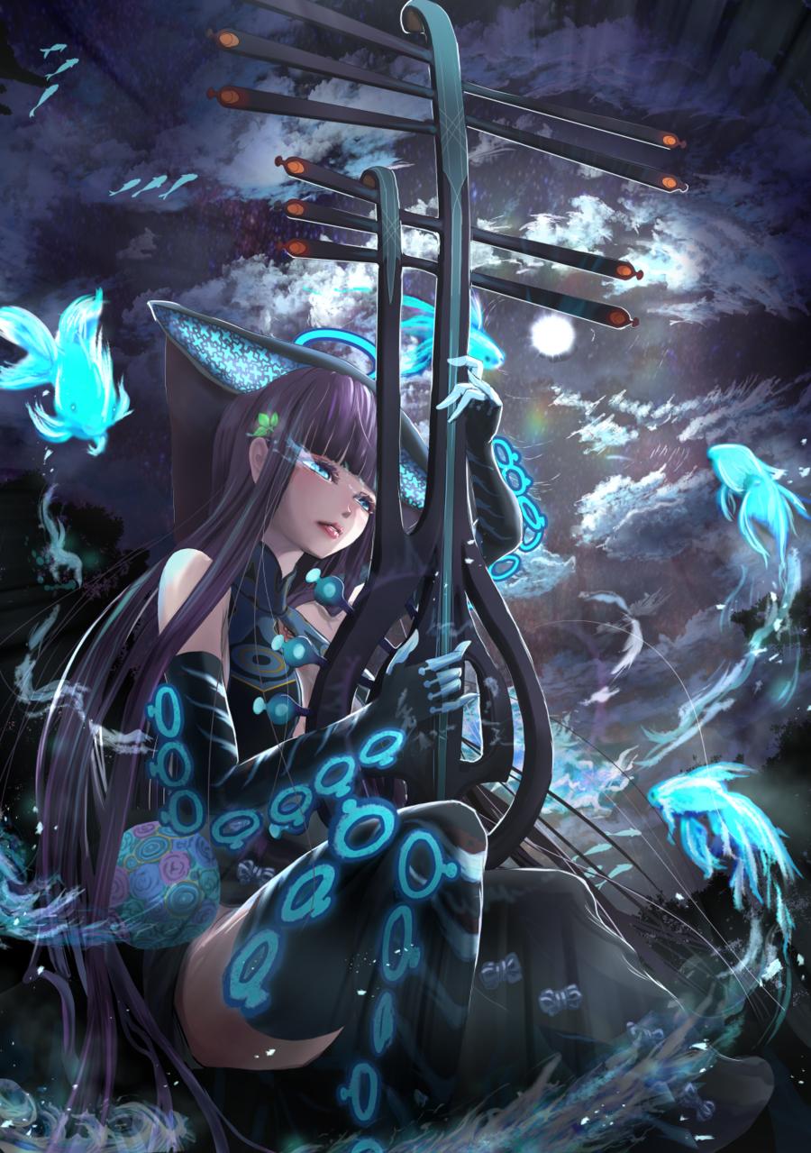 楊貴妃 Illust of 沼野ぬー 楊貴妃(Fate) Fate/GrandOrder 楊貴妃