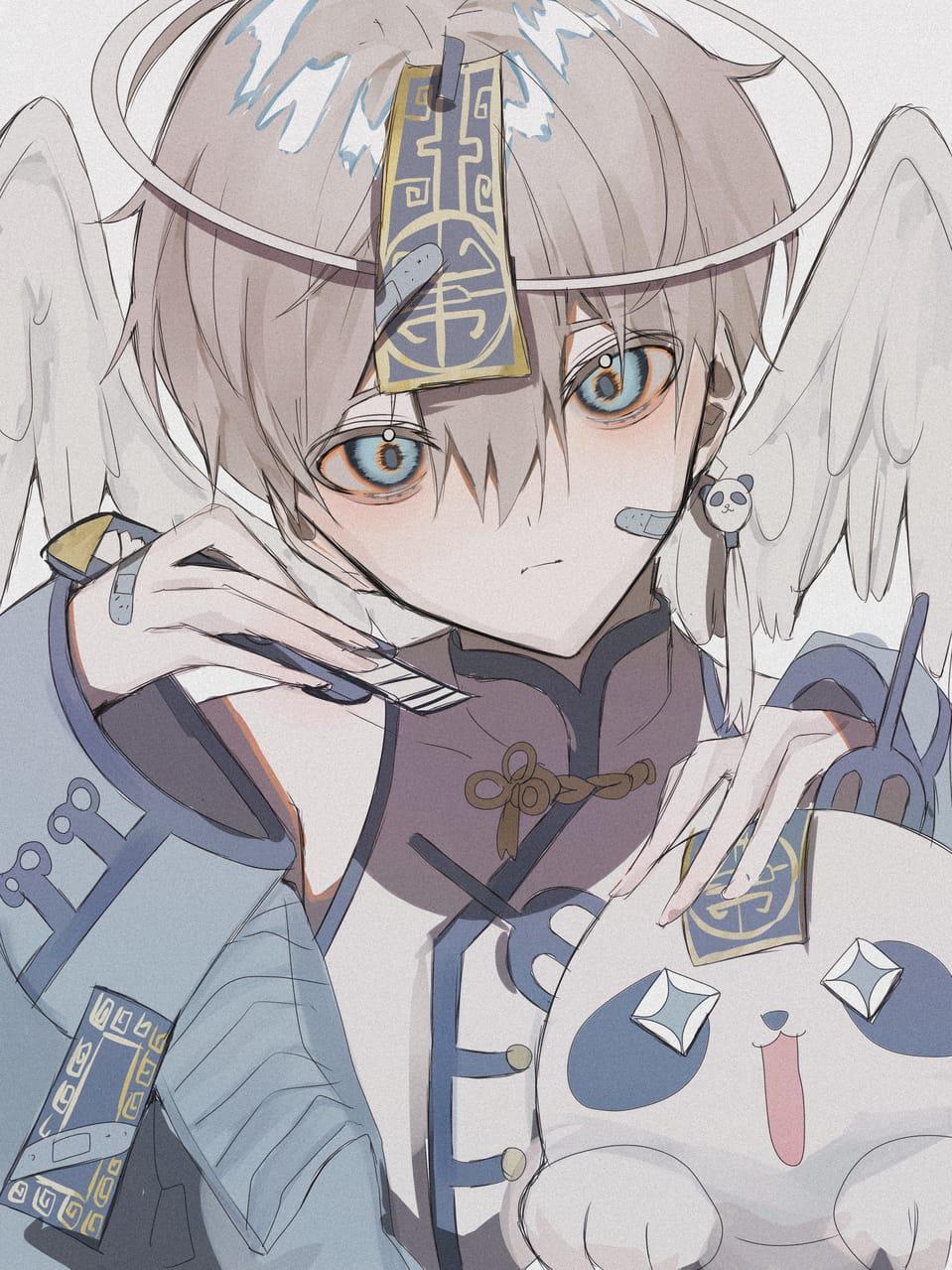 Illust of つぶ oc original boy