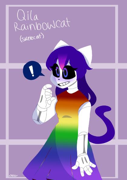 Request for Qila rainbowcat