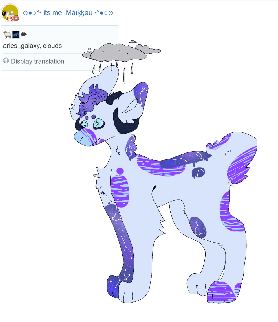 emoji adopt for !¡Omen's lil drawings !¡!  Illust of Sleepyxx (DEAD ACCOUNT) medibangpaint