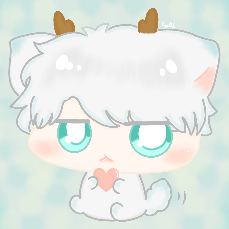 Silver Boy 2 Illust of 亞 April.2020Contest:Color ARTstreet_Ranking medibangpaint anime animal boy manga chibi illustration oc cute